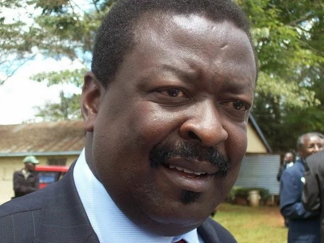 Mudavadi has been made Raila's Personal Assistance-ODM rebel MP