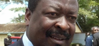 How Uhuru and Ruto ate mandazi at my home and disappeared - Mudavadi