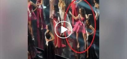 Let's take a look back at adorable Miss Universe Netherlands' careless 'Single Ladies' moment