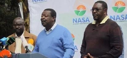 Mudavadi atacheza ngoma ya Urais 2022 bila kupingwa - ANC