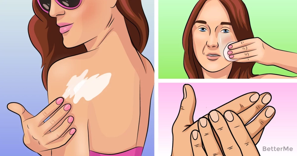 11 tips that can help women look fresh and glowing