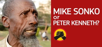 Who deserves the Jubilee ticket? Mike Sonko or Peter Kenneth? (video)
