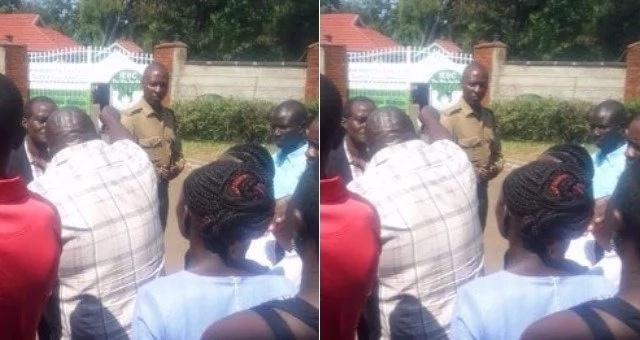 Tension in Kisumu over missing names in IEBC list