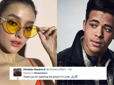 Haba ng hair! Liza Soberano's latest fan boy is part of this trending US series