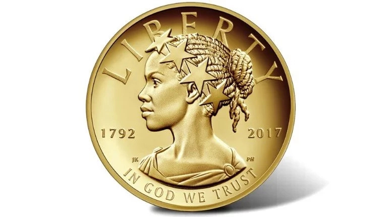 Black woman makes history in US, will appear as Lady Liberty on US currency (photos)
