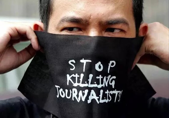 UK ambassador: No excuse for killing journalists