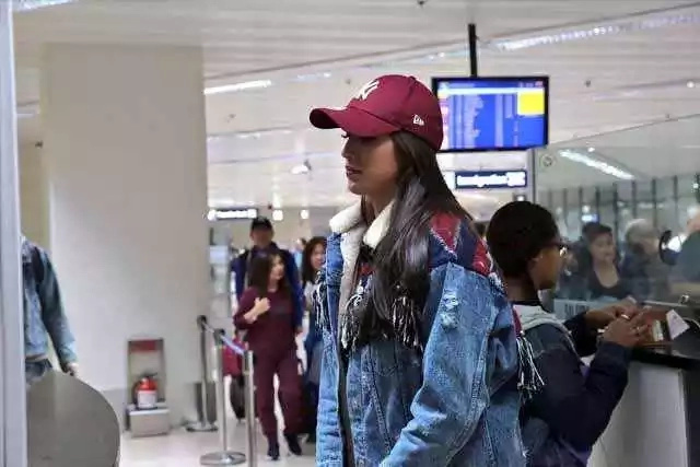 Rachel Peters arrives in Manila feeling thankful despite failing to claim Miss Universe Crown