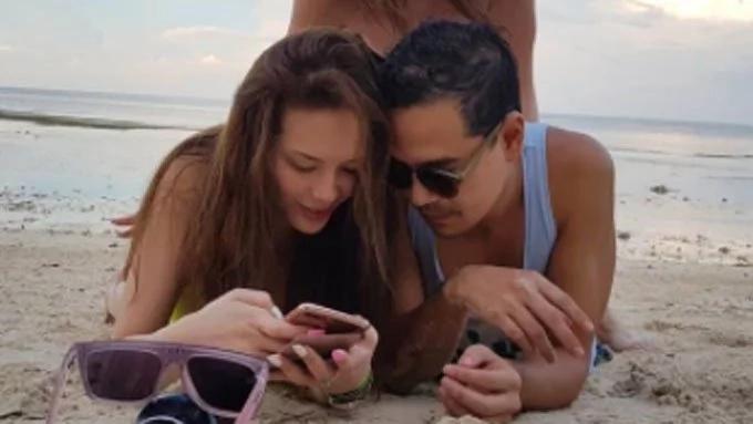 Netizens ask what John Lloyd Cruz is doing in latest videos