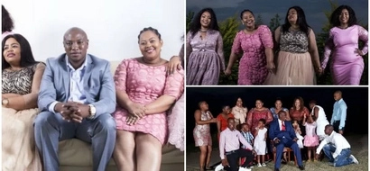 1 man, 4 wives! Read about the South African reality TV show that has everyone talking (photos, video)
