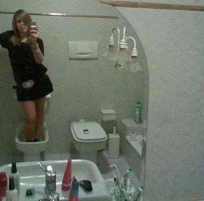 These 20 Crazy Selfies are Proof the World's Gone Mad!