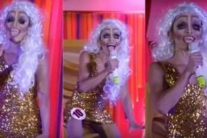 Manginginig ka kakatawa! Funny Miss Gay contestant impersonates Regine Velasquez in viral video