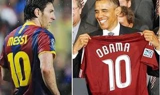 Lionel Messi could meet Barack Obama as Argentina face USA