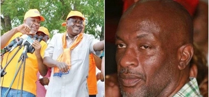 Kwale Senator, Boy Juma, said this about Raila before he died and Kalonzo is not happy