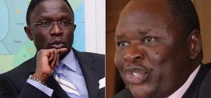 Late Otieno Kajwang foresaw how Ababu Namwamba would lose his MP seat (video)