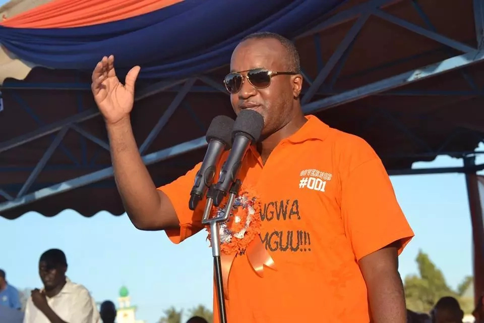 Joho speaks for the first time after his security detail was withdrawn