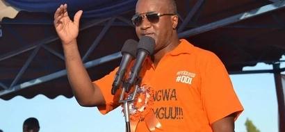 Joho azungumza kwa mara ya kwanza baada ya kupokonywa walinzi