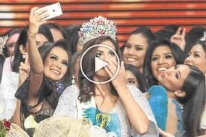Naku po! Miss Earth Philippines claims Duterte is doing Hitler stuff