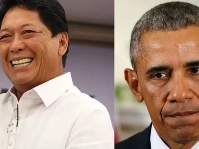 Bello supports Duterte's remarks on Obama, calls the US president a 'lame duck'