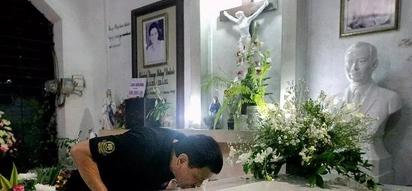 Mapagmahal na anak! Loving Duterte rejects Libingan ng mga Bayani, wishes to be buried beside parents