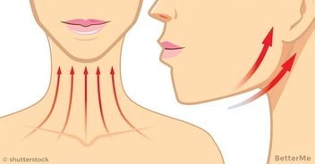 The exercises that can help reduce unwanted double chin and neck fat
