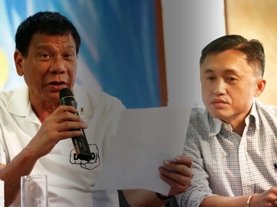 Duterte reveals Bato's 'higher up' who ordered Marcos' reinstatement