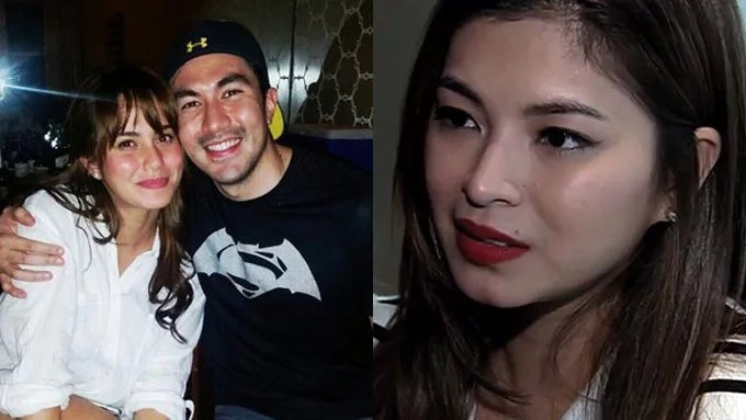 Angel Locsin not surprised with Luis-Jessy romance