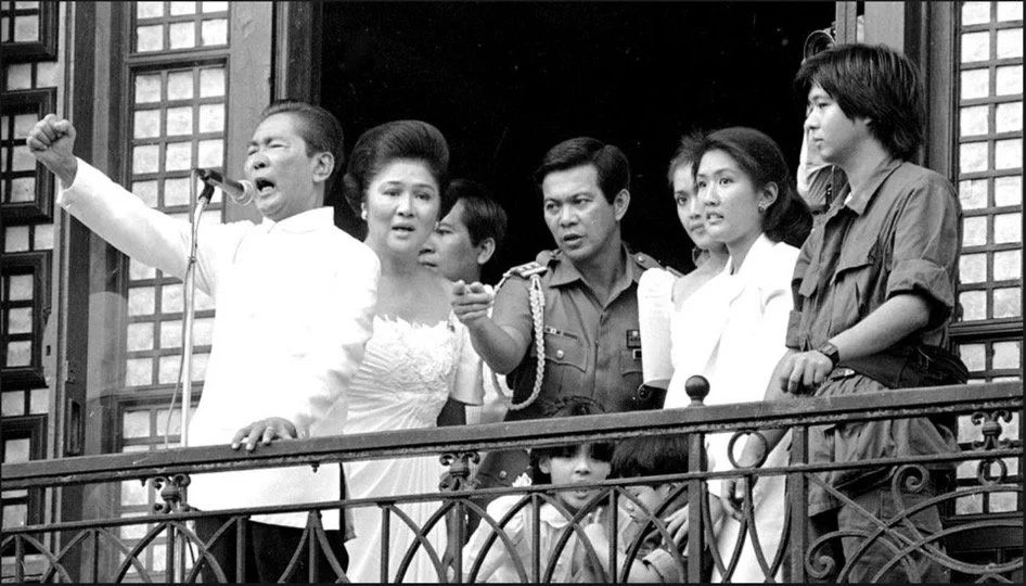 How Marcos' treasury came about - and where it is now
