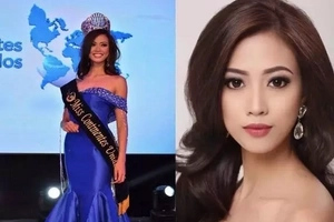 PH has done it again! Beautiful Pinay wins Miss United Continents 2016