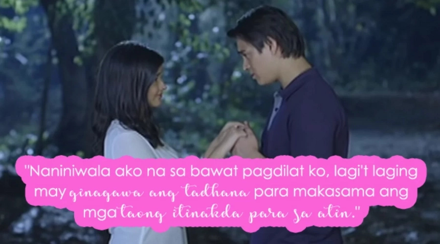 15 hugot lines of love and heartbreak from Dolce Amore