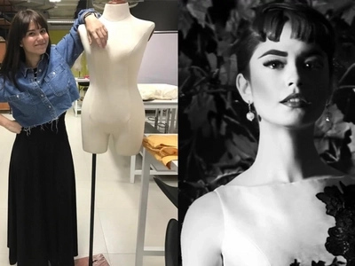 Talented Jessy Mendiola forays into fashion design. Will she make her own wedding gown?