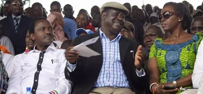 Details of Raila and Karua's SECRET meeting after endorsing Uhuru Kenyatta