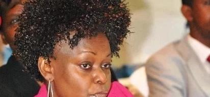 Msisherehekee kifo cha mamake Sabina Chege- Millie Odhiambo awaambia wafuasi wa NASA