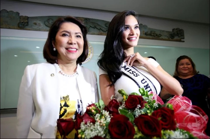 I want to be PH tourism ambassador - Wurtzbach