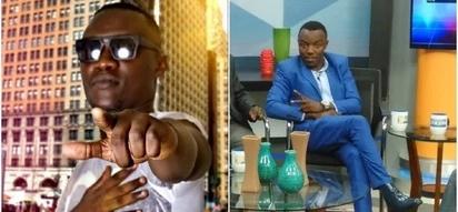 Gospel music producer Teddy B involved in a nasty scandal after swindling an artist KSh 23,000