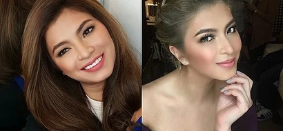 LOOK! Angel Locsin goes blonde! Is this her way to spite Luis?