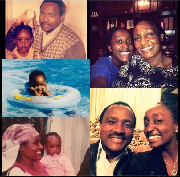 5 photos of Kalonzo Musyoka's hot daughter