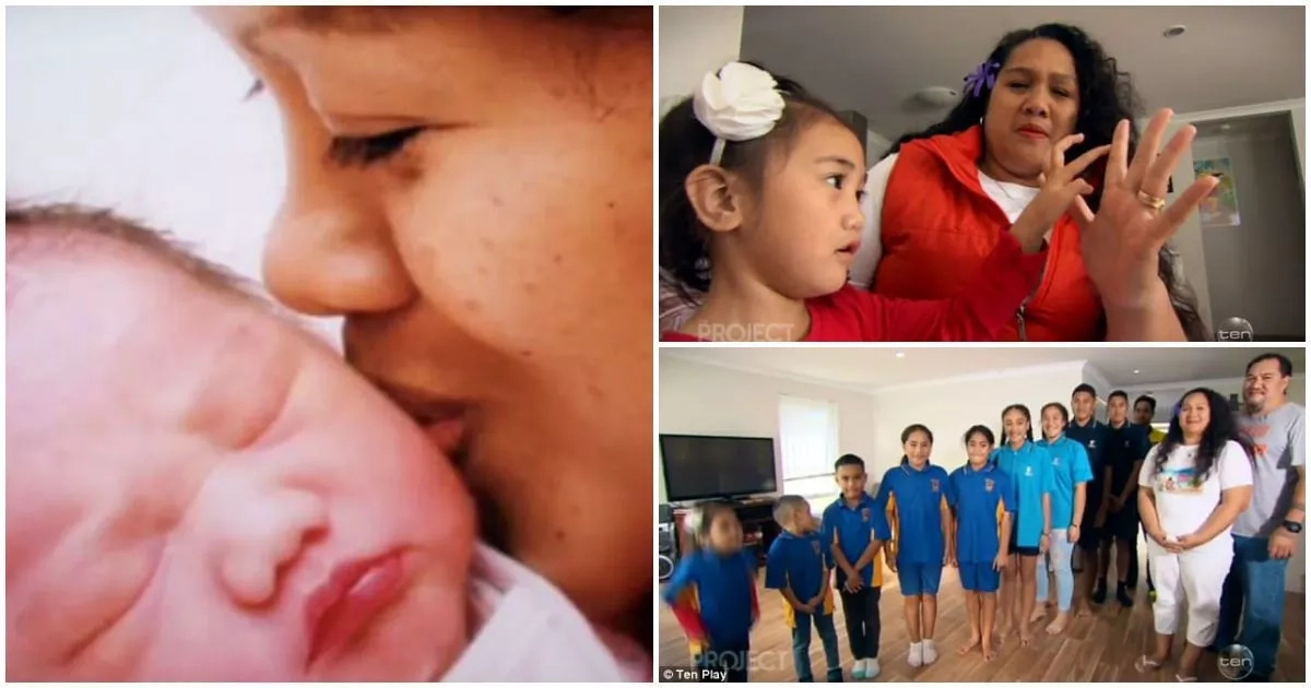 Woman who went blind 2 weeks after birth of her daughter shares her ordeal (photos, video)