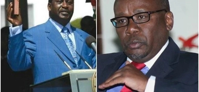 Raila's attempt to swear in himself is punishable by death-AG Githu Muigai warns