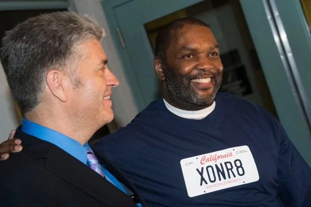 Miles was imprisoned for 18 years. Photo: Innocence Project