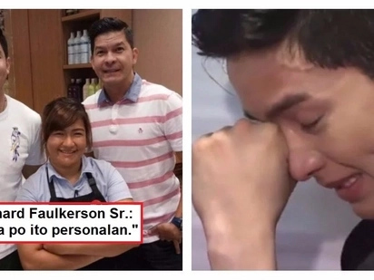 Daddy Bae to the rescue! Alden Richards gets defended by his dad from bashers who slammed him for portraying a martial law activist