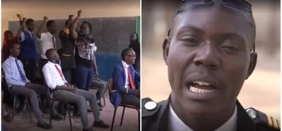 Commendable! Kenyan NGO teaches schoolboys how to intervene to stop harassment of women