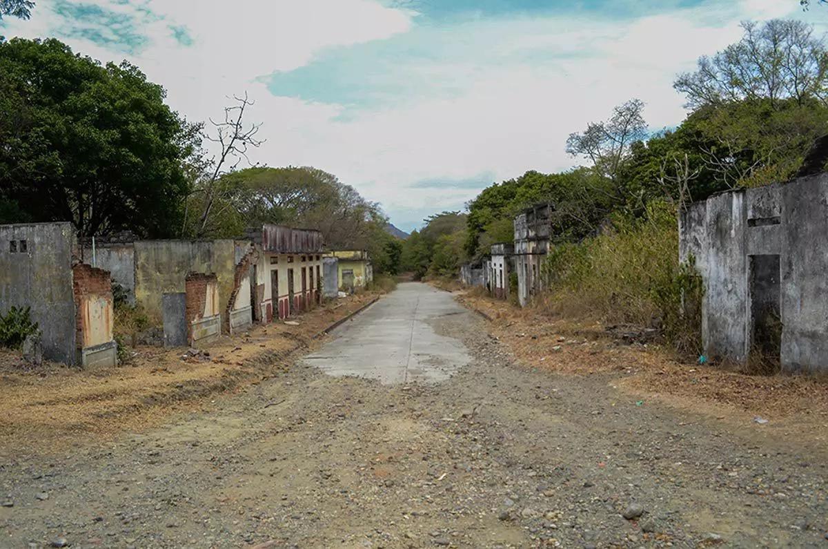 Cinco lugares terroríficos de Colombia