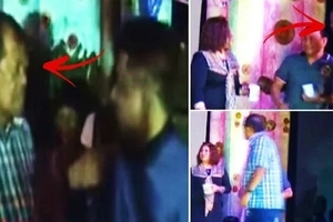 Kawawang emcee! Barangay captain caught on video causing chaos during Tinupig Festival celebration in Cagayan!