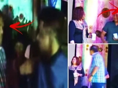 Kawawang emcee! Barangay captain caught on video causing chaos during Tinupig Festival celebration program in Cagayan!