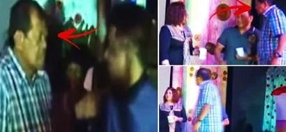 Kawawang emcee! Barangay captain caught on video causing chaos during Tinupig Festival celebration in Cagayan!
