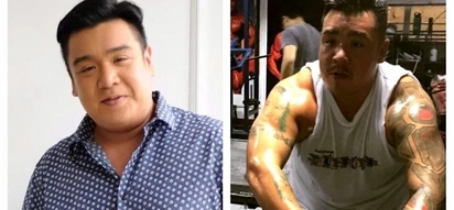 "Vandolph wows netizens with his awesome physical transformation: ""Work hard, play hard"""