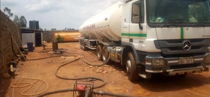 3 arrested in Bungoma over fuel racket worth millions of shillings