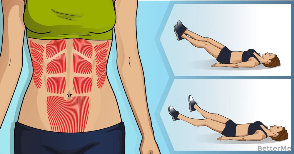 A 15-minute workout that can help you reduce belly and back fat
