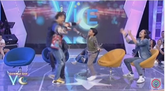 Awra outwits Vice Ganda in her own game!