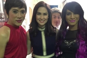 Angel in disguise: Marian Rivera gets complimented by Ate Gay for her generosity to Boobay's case